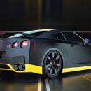 GTR Matte. Un proyecto de Ilustración, 3D, Diseño de automoción, Diseño de iluminación y Postproducción de Omar Dujarick Mercedes - 19.05.2015