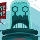 Hok! Hok!. Un proyecto de Diseño de personajes e Ilustración de Nery Estuardo Arango Alegría - 24.05.2015