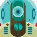 Tat! Tat!. Un proyecto de Diseño de personajes e Ilustración de Nery Estuardo Arango Alegría - 24.05.2015