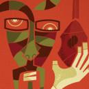Yo músico. Un proyecto de Diseño e Ilustración de Nery Estuardo Arango Alegría - 24.05.2015