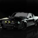 Mustang Shelby GT500 . Un proyecto de Ilustración, 3D, Diseño de iluminación y Postproducción de Omar Dujarick Mercedes - 19.05.2015