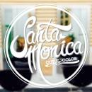 Brand - Santa Monica Cut & Color. Um projeto de Br e ing e Identidade de Daniel Fernández Herrera - 31.10.2014