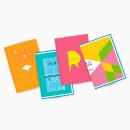 Cuadernos.. Um projeto de Design, Ilustração e Design gráfico de María Constanza Lastra - 06.05.2014