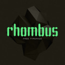 Rhombus. A T und pografie project by Juan GPM - 21.06.2015