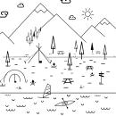 ADVENTURE. Un progetto di Design e Illustrazione di Cuadrado Creativo - 24.06.2015