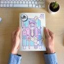 El Mono. Un proyecto de Diseño e Ilustración de Javi Murillo - 28.06.2015