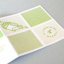 El Jardín de Mendel. Un proyecto de Ilustración, Br, ing e Identidad y Diseño gráfico de Javi Murillo - 28.06.2015