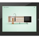 WEB MIRAS EDITIONS. Um projeto de Web design de Manuel Martin - 01.07.2015