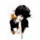 ANGELA. Un proyecto de Ilustración de Sil Pons Caldero - 12.06.2014