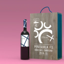 Packaging Promocional para Peñiscola FS Bodegas Dunviro. A Product Design, and Packaging project by Pablo Arenzana - 04.13.2014