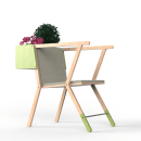 Settle. A Furniture Design, and Product Design project by Pablo Arenzana - 10.14.2014