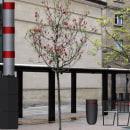 Mobiliario urbano. Un proyecto de 3D, Diseño de muebles, Diseño industrial, Diseño de iluminación y Diseño de producto de Pafz - 20.07.2015