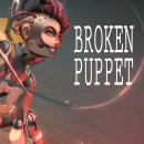 Broken Puppet (Videogame). A Illustration, 3D, Character Design, and Multimedia project by Carlos Garijo Martínez - 07.23.2015