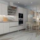 Interiorismo vivienda - Particular Barcelona. Um projeto de Design de interiores de MIG CONSTRUIR - 26.07.2015