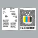 Cortometraje, Una de suspense?. Um projeto de Cinema, Vídeo e TV, Direção de arte e Design gráfico de María Constanza Lastra - 10.08.2015