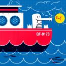 Cumbia & falsa risografía. Un proyecto de Ilustración de Franco Uno - 11.08.2015