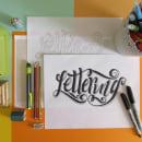 Lettering. Um projeto de Design, Ilustração, Fotografia e Direção de arte de Marova - 20.08.2015