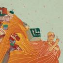 Vuela, Iván. Um projeto de Ilustração de Nicolás Castell - 24.02.2015