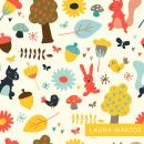 Mi Proyecto del curso Motivos para repetir . Un proyecto de Diseño y Diseño de vestuario de Laura Martos - 25.08.2015