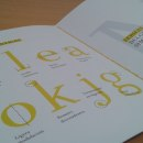 Tipografía Limón. Un proyecto de Tipografía de Alicia Menal - 06.09.2015