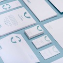 MIO Centro Odontológico. A Br, ing und Identität und Grafikdesign project by Ultramarina Studio - 17.09.2015