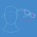 La evolución de las gafas. Um projeto de Ilustração, Publicidade, Motion Graphics, Animação e Direção de arte de Marc Vilarnau - 11.09.2015