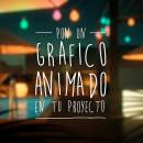 Pon un gráfico animado. A Motion Graphics, Kino, Video und TV, 3-D, Animation und Postproduktion project by David Cobos - 27.09.2015