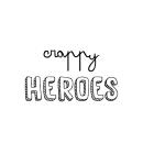 Crappy Heroes. Un proyecto de Diseño de personajes e Ilustración de Clara Gutiérrez Abellán - 28.09.2015