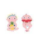 Darío y Cloe. Un proyecto de Ilustración y Diseño de personajes de Marta Ángel Ruiz - 04.10.2015