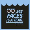 365 Faces is a year!. A Design, Design von Figuren und Illustration project by Lakas Martinez - 04.10.2015