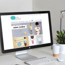 Tienda Online, Oh baby lola. Um projeto de Direção de arte, Br, ing e Identidade, Design gráfico e Web design de Daniela Setien - 05.10.2015