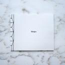 Catálogo Baiges // Accessory Design / Natural Dyes and Leather. Um projeto de Design, Br, ing e Identidade, Design editorial e Moda de Gabriela Baiges - 15.10.2015