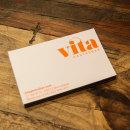 Vita Gastrobar. Um projeto de Direção de arte, Br, ing e Identidade, Design editorial, Design gráfico e Web design de Javier P - 20.10.2015