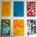 texturas en ecolin. Un proyecto de Bellas Artes de tatis_rodriguez - 24.10.2015