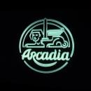 Arcadia. Un proyecto de Motion Graphics, Br, ing e Identidad y Arquitectura interior de mimetica - 26.10.2015