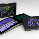 Lovecraft in Text Mode / Kickstarter project. A Editorial Design & Illustration project by Raquel Meyers - 10.30.2015