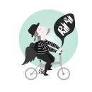 DIBUJO // ILUSTRACIÓN . Um projeto de Ilustração de Estefania Mejía - 03.11.2015