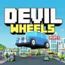 Devil Wheels - Curso Diseño y programación de videojuegos. Un proyecto de Diseño, Ilustración, 3D, Dirección de arte, Diseño de juegos, Diseño interactivo y Multimedia de Mariano Rivas - 04.11.2015