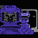 Vladijenk II (The corroded mainframe at Tartarus edition). A Animation, and Video project by Raquel Meyers - 11.08.2015