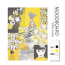 Yellow Friday.Patterns. A Design, Costume Design, and Fashion project by Laura Albuixech - 11.24.2015