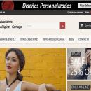 Reproducciones Arqueológicas Carvajal. Um projeto de UI / UX, Marketing, Web design e Desenvolvimento Web de Antonio M. López López - 27.01.2015