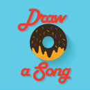 Draw a Song. A Design, Illustration, Art Direction, Fine Art, Graphic Design, and Calligraph project by Gianni Antonucci - 12.26.2015
