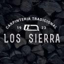 Carpinteria Tradicional Los Sierra. Um projeto de Design, Direção de arte, Br, ing e Identidade, Consultoria criativa, Design gráfico e Marketing de David Mosky - 14.01.2016