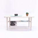 KT-1 table. Kaaja Collection. Un progetto di Design, Design di mobili, Interior Design , e Product Design di Carlos Jiménez - 02.02.2016