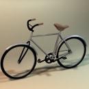 Old Bike. Um projeto de 3D e Design de Carlos Rodriguez Smith - 03.02.2016