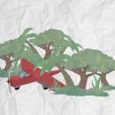 Ilustración vectorial para proyecto web. Um projeto de Ilustração de Carlos Quesada Vílchez - 07.02.2016