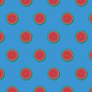 fruit patterns. Un proyecto de Ilustración de Maria Miró - 08.02.2016