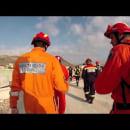 Ejercicio Beta en Rojales con la Unidad Militar de Emergencias. Un proyecto de Cine, vídeo y televisión de Victor Suau - 10.09.2014