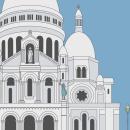 cities (wip). Un proyecto de Ilustración de Maria Miró - 09.02.2016
