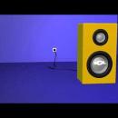 Sol Música - Proyecto Personal 3D. Un proyecto de Publicidad, Cine, vídeo, televisión y Animación de Victor Suau - 17.06.2015